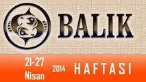 BALIK Burcu 21-27 Nisan 2014 HAFTALIK burç yorumu, Astroloji uzmanı Demet Baltacı