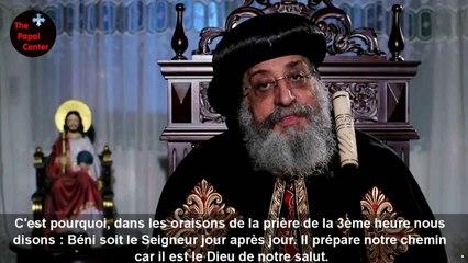 Message du Pape Tawadros II pour Pâques 2014