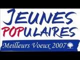 Voeux 2007 : Jacques Domergue