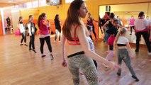 Lomme : un cours avec Silvia, de Danse avec les stars