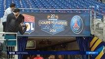 """Coupe de la Ligue : le PSG """"obligé"""" de battre Lyon en finale"""