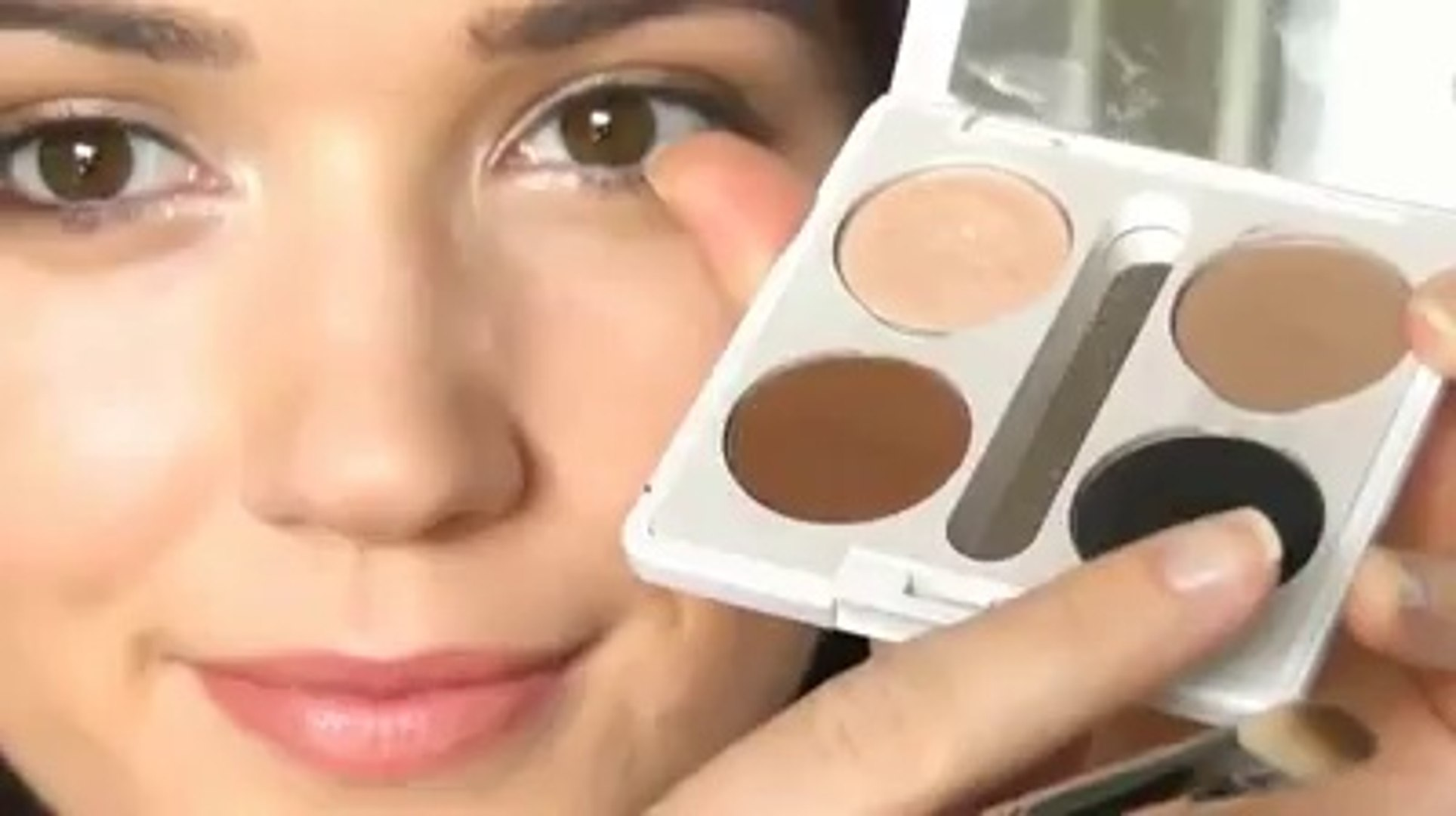 biggeners eye makeup tricks and tips