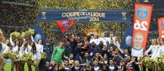Olympique Lyonnais - Paris Saint-Germain (1-2) - 19/04/14 (Finale) - (OL-PSG) - Résumé