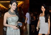 Sonal chauhan looks Too Hot Seeexxxyy in Uncovered Dress lakme fashion week - Bollywood Gossip