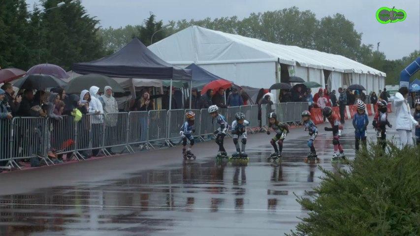 3 Pistes 2014 - Finale 500m - Super Mini Filles et Garçons - Valence d'Agen