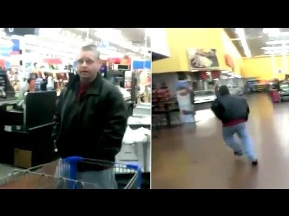 Man accused of exposing himself in Walmart parking lot