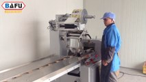 Flow Wrapper,Flow Wrapping, Horizontal Flow Wrapper, Flow Pack Machine