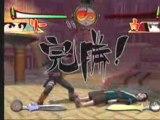 Amv Naruto Gamecube Rock - Lee VS Haku