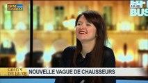 Trouver chaussure à son pied: une nouvelle vague de créateurs, dans Goûts de luxe Paris – 20/04 3/8