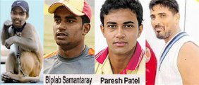 orissa ranji cricketer-biplab-samantray-basant-mohanty-paresh-patel-and- natraj behera-ubnsold -7-ipl-auction-2014-from orissa ranji 4 probable uncapped cricket -player (4)