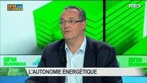 Les économies d'énergie pour les antennes-relais: Pascal Veillat et Patricia Laurent, dans Green Business – 20/04 1/4