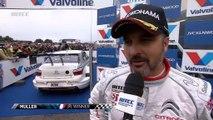 FIA WTCC - Yvan Muller won round 3 - France 2014