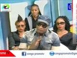Koffi Olomide s'exprime à coeur ouvert chez Mamie Ilela ce dimanche 20 avril 2014 dans Karibu-varité