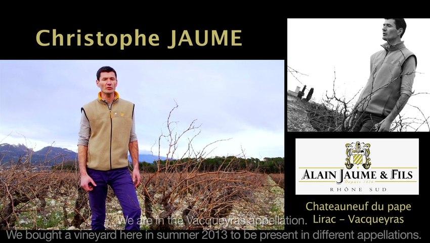 Alain Jaume & Fils-Châteauneuf du Pape