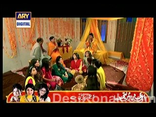 Quddusi Sahab Ki Bewah - Episode 146 - April 20, 2014 - Part 1