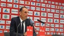 Football (VAFC) : Der Zakarian savoure après le succès à Valenciennes (2-6)
