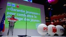 Discours de Laura Slimani lors du Meeting de lancement des élections Européennes au Cirque d'Hiver