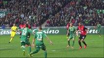 AS Saint-Etienne - Stade Rennais FC (0-0) - 18/04/14 - (ASSE-SRFC) -Résumé