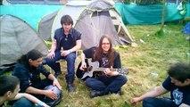 Delire entre pote  à Chaulnes metal fest