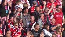 Valenciennes FC - FC Nantes (2-6) - 20/04/14 - (VAFC-FCN) -Résumé