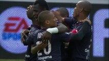 Girondins de Bordeaux - EA Guingamp (5-1) - 20/04/14 - (FCGB-EAG) -Résumé