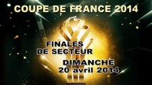 Coupe de France demi finale TREBEURDEN / PEVELE
