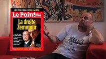Alain Soral clash Zemmour et Naulleau