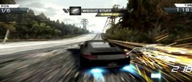 Need for Speed Most Wanted Android Gameplay Porsche 911 Carrera S NFS Edition