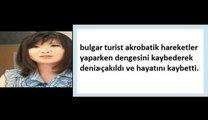 Bulgar Turist - Şok Haber - Flaş Haber - Havada Akrobasi Sonrası 300 Metreden Denize Çakıldı Öldü - Bulgar Paraşütçü Kayalıklara Çakılıp Öldü - Fethiye'de denize çakılan Bulgar paraşütçü öldü - Akrobasi Yaparken Kayalıklara Çakıldı Öldü