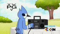 Regular Show Season 5 Episode 26 - Return of Mordecai and the Rigbys - Full Episode