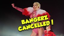 Miley Cyrus BANGERZ Tour Officially Cancelled MID WAY - CHECK OUT WHY