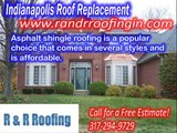Roofing Contractor Indianapolis - Roof Replacement - Gutter Installation
