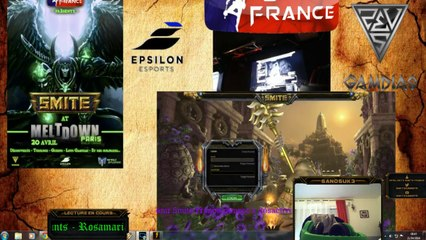 EpsilonTV - Smite France