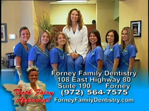 Cosmetic Dentist - Forney, Kaufman, Rockwall - Forney Family Dentistry