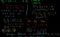 Ring Theory 5_ Zero Divisors and Integral Domains - YouTube