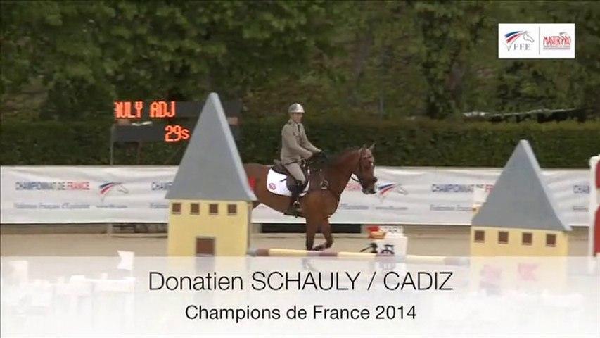 Master Pro CCE. Le cso de Donatien Schauly et Cadiz