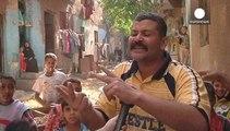 El barrio de Duwaiqa refleja la extrema pobreza de Egipto