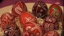Tradition de Pâques : Les œufs ukrainiens
