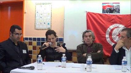 CCMA - Partie 1/5 de la conférence sur la nouvelle Constitution tunisienne du 15/03/2014 (intervention de l'universitaire Syrine Ismaili-Bastien)