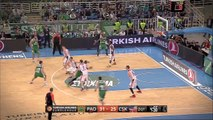 Playoffs Magic Moments: Big Block by Vitaly Fridzon, CSKA Moscow