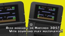 SUPER MARIO BROS  3 Wii U & 3DS  2DS eShop trailer[720P]