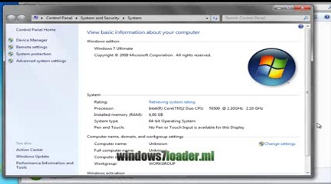 Windows 7 loader 2 2 [DAZ]