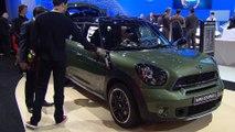 MINI Cooper S Countryman All4 at the New York International Auto Show 2014