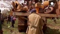 Centrafrique : des musulmans évacués de Bangui