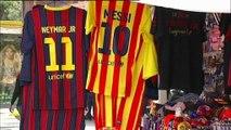 Antonella y Thiago, el mejor apoyo de Leo Messi