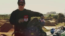Freestyle MTB group ride with Andreu Lacondeguy (HD)