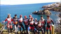 Stage Team Vendée VTT - l'ESCALA 2014