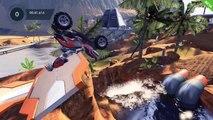 Soluce Trials Fusion Gameplay Walkthrough Part 5 PS4 - CACTUS CHALLENGE