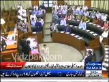 MQM Yesterday criticizing Govt. & today taking oath as Ministers in Sindh Government