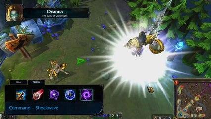 Orianna Champion Spotlight